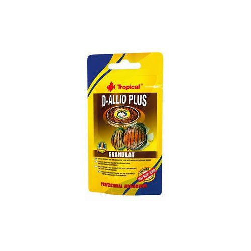 Tropical D-Allio Plus Granulat 80G refill