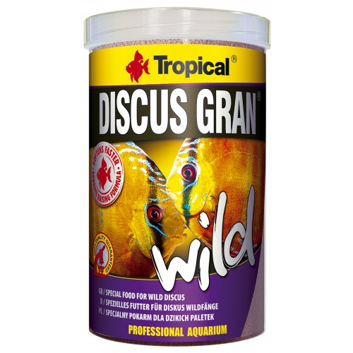 Tropical Discus Gran Wild 1000ml