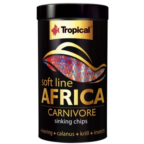 Tropical Soft Line Africa Carnivore 100ml
