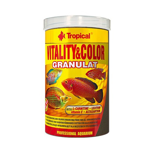 Tropical Vitality & Color Granulat 250ml