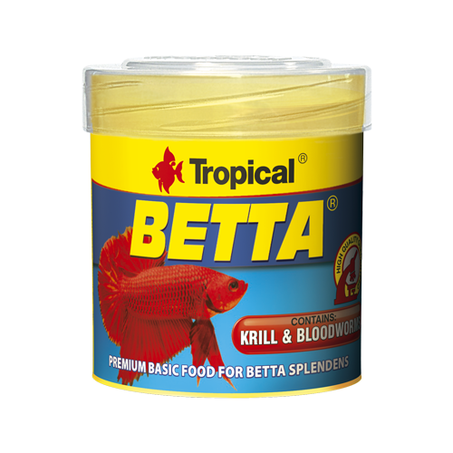 Tropical betta 100ml