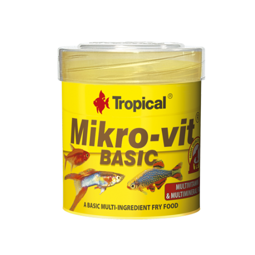 Tropical Mikrovit Basic 50ml