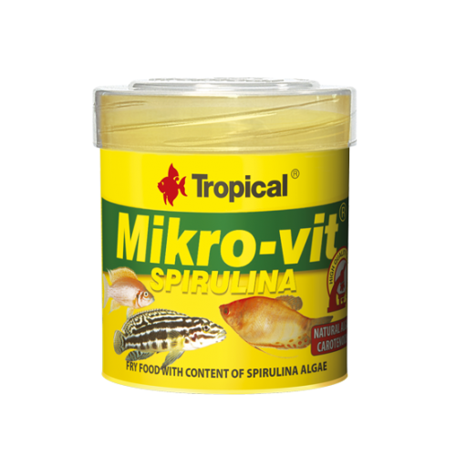 Tropical  Mikrovit Spirulina  50ml