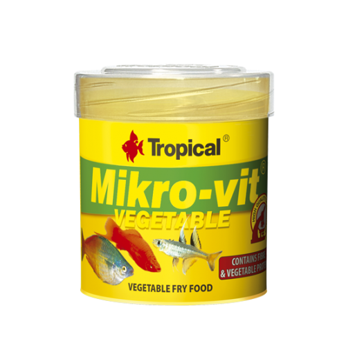 Tropical Mikrovit Vegetable 50ml