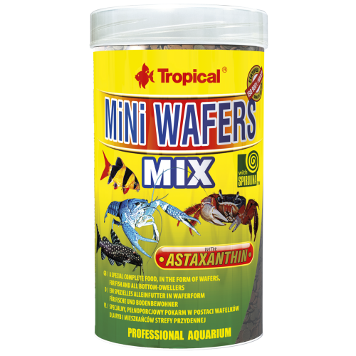 Tropical  Mini Wafers Mix 100ml