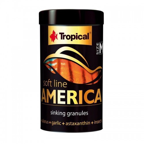 Tropical  Soft Line America M 100ml