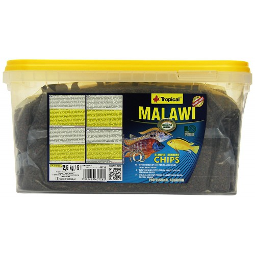 Tropical Malawi Chips 5l/2.6Kg