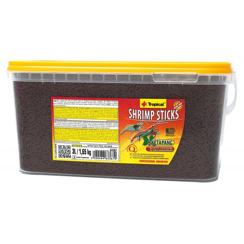 Tropical  Shrimp Sticks 3l/1.65Kg
