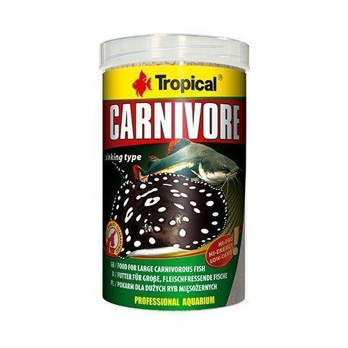 Tropical Carnivore 1000ml